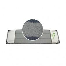 Моп плоский из микрофибры Zeta, 40х13 см