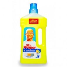 Mr. Proper Концентрированное средство для мытья полов.