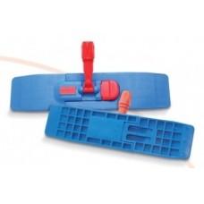 Держатель плоских мопов 40х11см, пластиковый, лайт