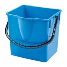 Ведро 18 л пластик, носик для слива воды