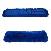 Моп плоский, акрил, карман, завязка (рамочный), сухая уборка