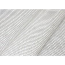 Вафельное полотно отбеленное 0,45 х 60 м. 200 г/м2