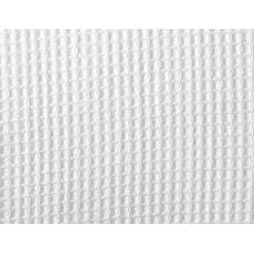 Вафельное полотно отбеленное 0,45 х 70 м. 120 г/м2