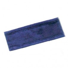 Моп плоский из микрофибры с ушками 42х14 см
