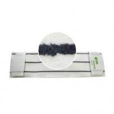 Моп плоский из микрофибры Delta, 40х13 см