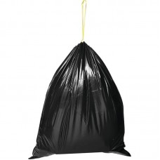 Мешки для мусора 30 л, 10 шт с завязками
