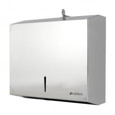 Диспенсер Ksitex TH-5823 SS для бумажных полотенец из нержавеющей стали