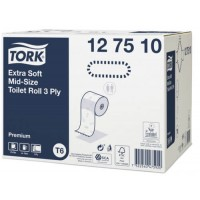 Туалетная бумага Tork Mid-size 127510