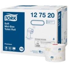 Туалетная бумага Tork Mid-size 127520