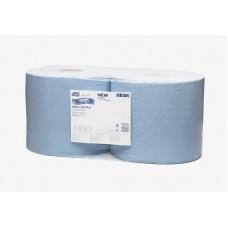 Бумага протирочная Tork 130052, голубая
